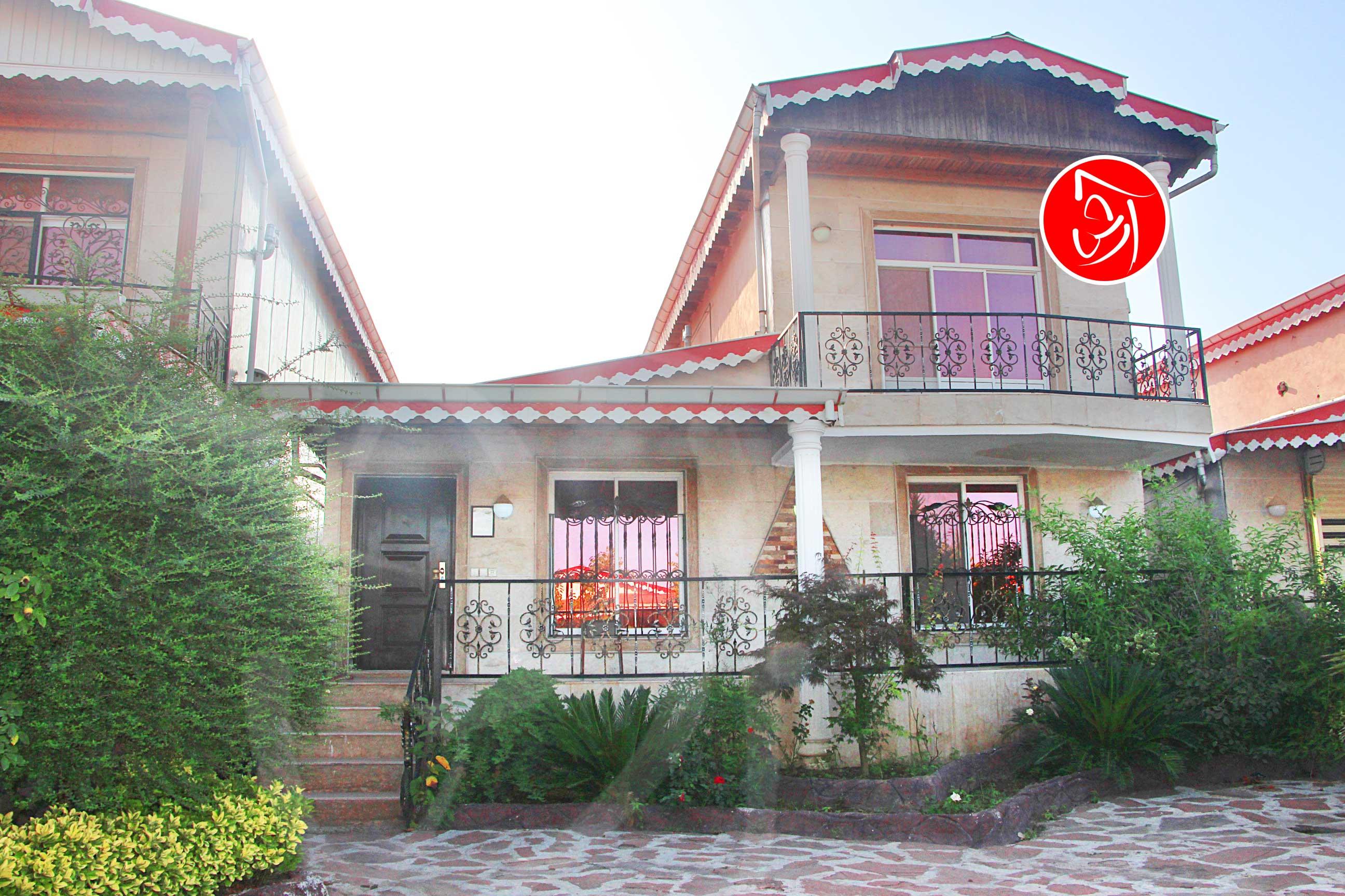 فروش ویلا دوبلکس در منطقه آزاد انزلی – شهرک آرش دو زیباکنار کد ۴۱۶