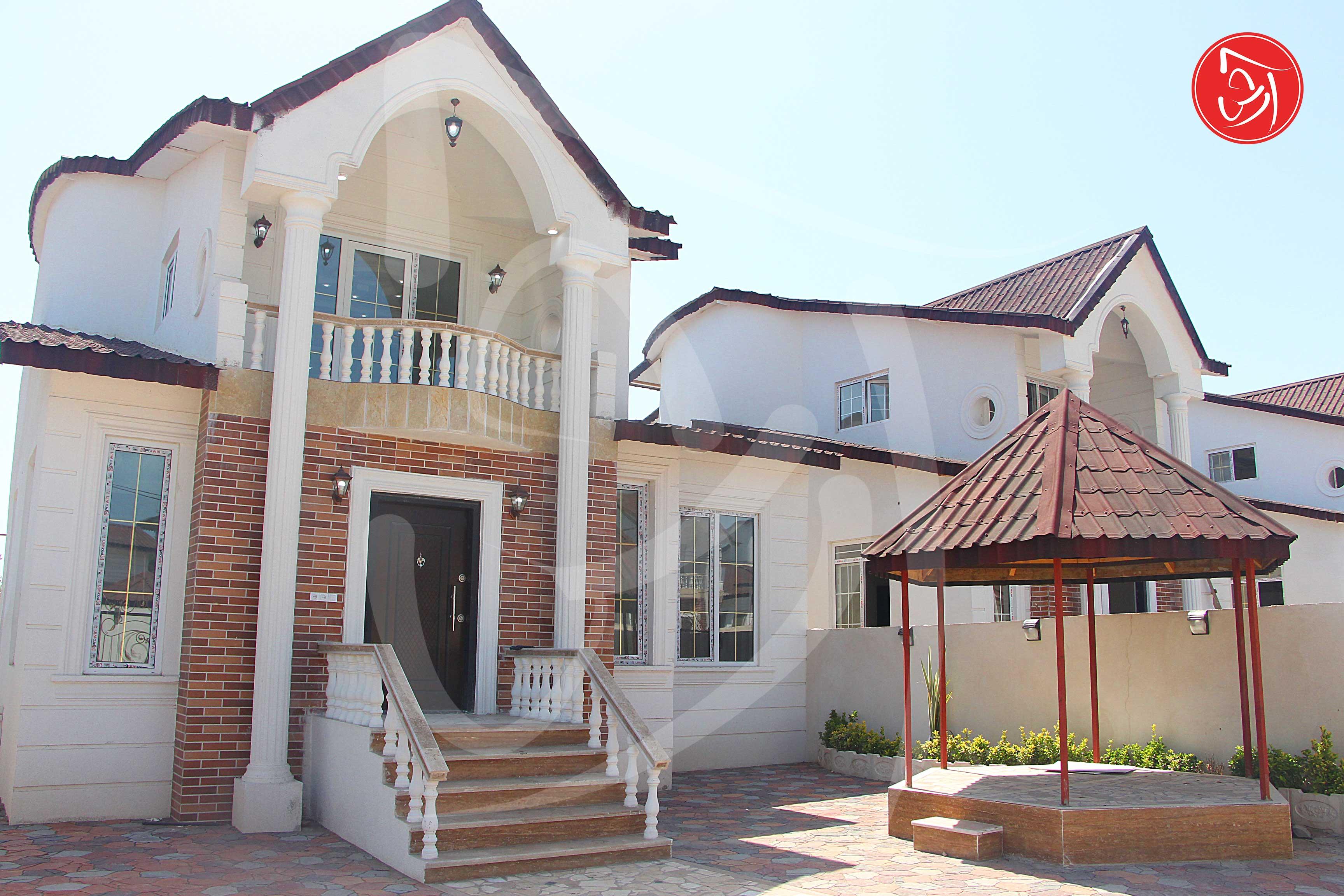 فروش ویلا ساحلی شهرک در زیباکنار شهرک آرش ۵ کد ۸۴۶