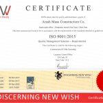 ایزو 9001 (استاندارد بین المللی مدیریت کیفیت)