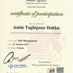 گواهینامه بین المللی مدیریت فروش و مدیریت کسب و کار Sales Management