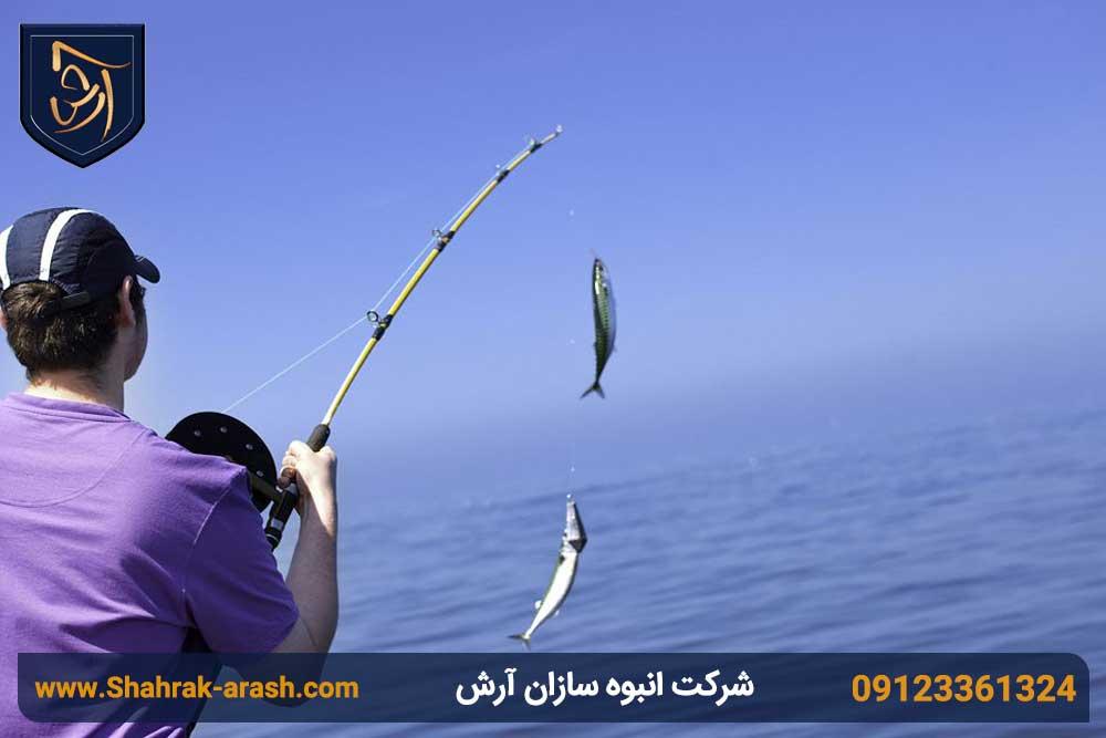 ماهیگیری در انزلی