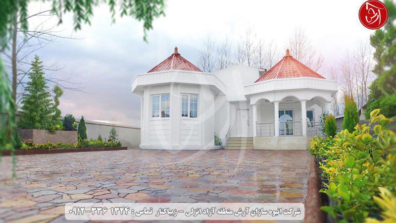 شهرک آرش زیباکنار کد 630