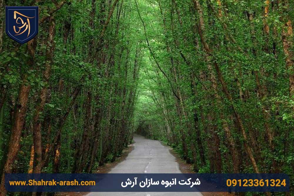 مناطق گردشگری استان گیلان