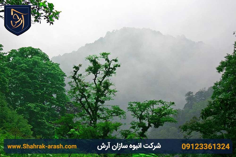 آب و هوا و ویژگی های اقلیمی استان گیلان