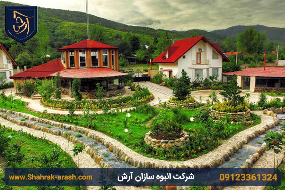 03 2 - هتل های 1 تا 5 ستاره معروف استان گیلان