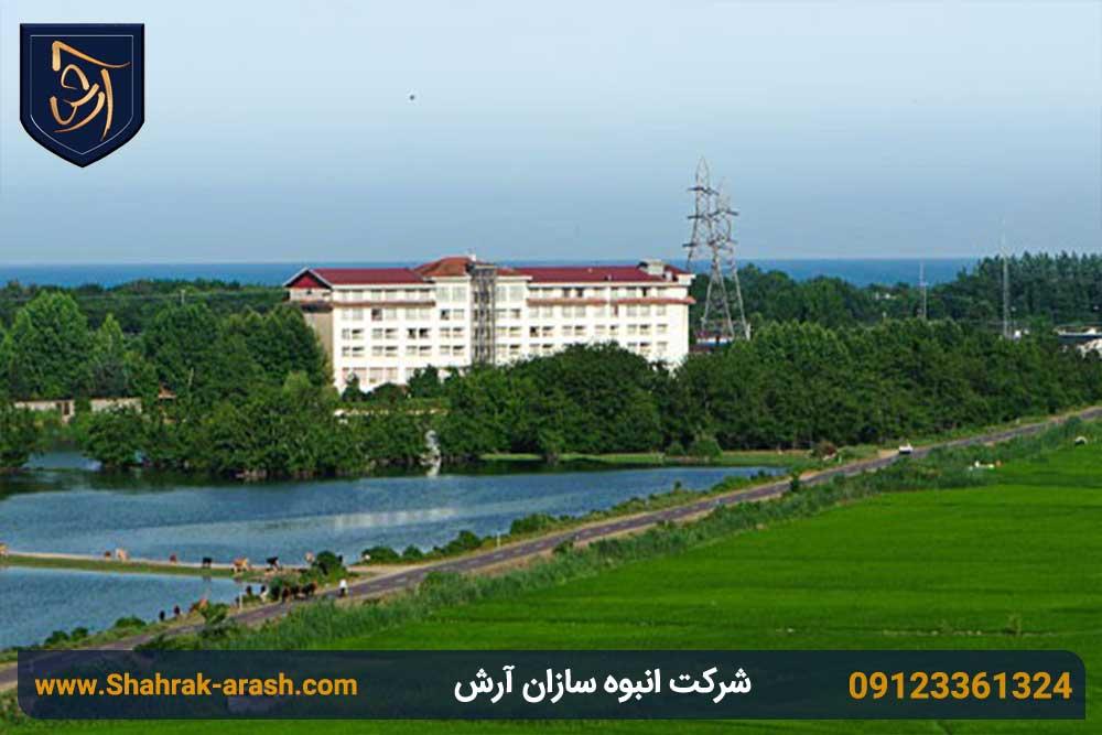 04 1 - هتل های 1 تا 5 ستاره معروف استان گیلان