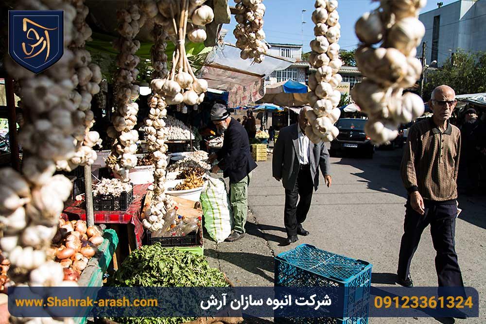 بازارهای معروف منطقه آزاد انزلی