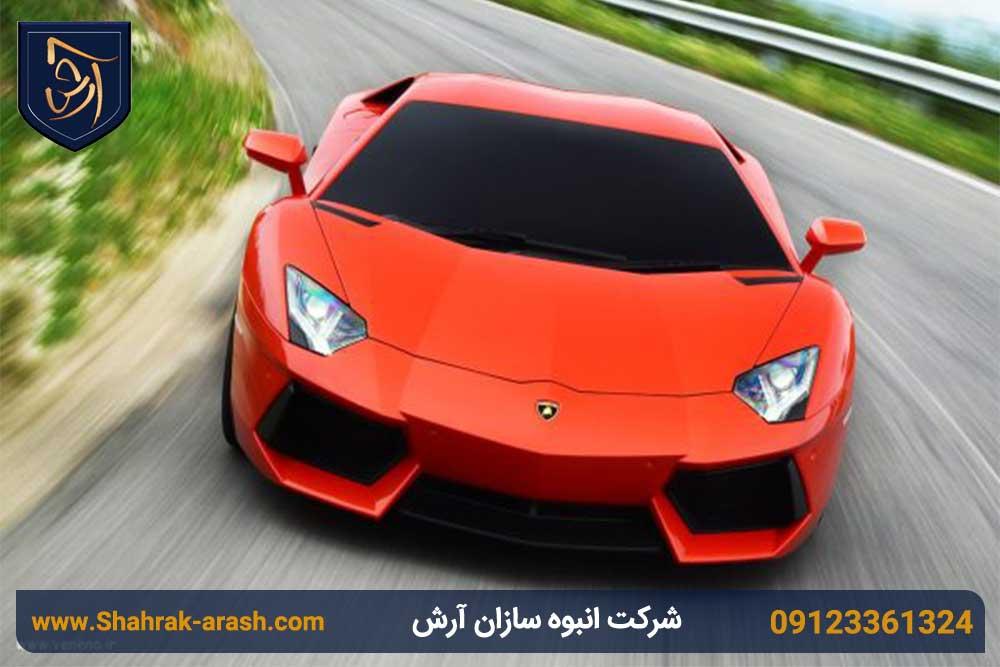 Lamborghini Aventador LP700 4 veneno.ir 3 600x398 - حضور ارزان ترین ماشین های لوکس در منطقه آزاد انزلی