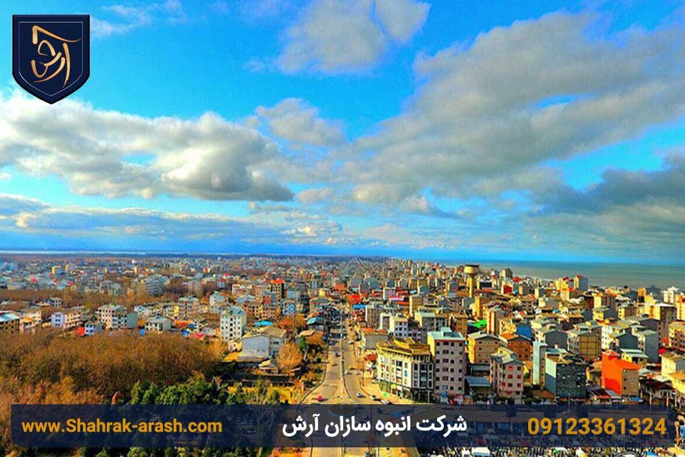 شهر بندر انزلی