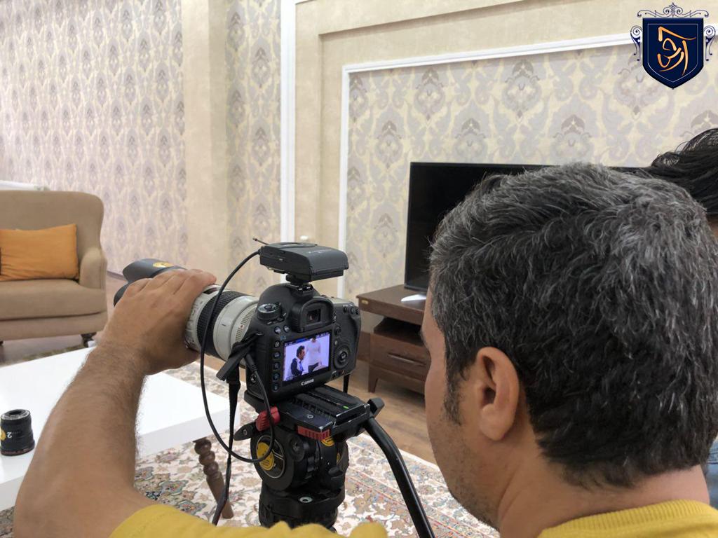 ساخت مستند جدید شرکت آرش