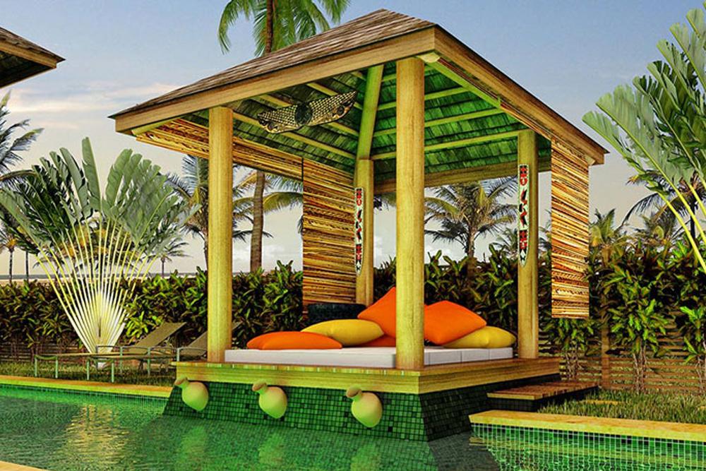 villa candi kecil 3bdr outdoor 00 59223e0fc2c651 - کاربرد آلاچیق در طراحی فضای سبز