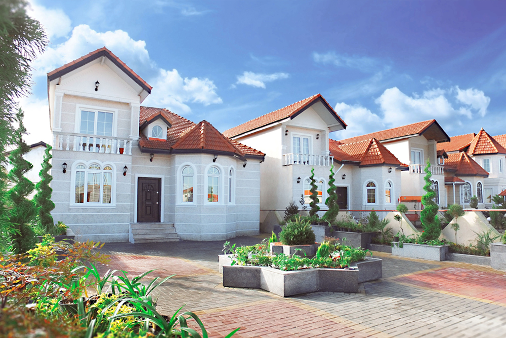 سبک معماری ویلا در شمال