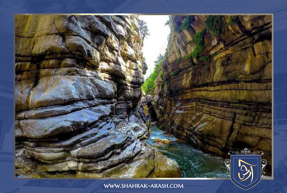 dare chakroud - دره چاکرود گیلان و طبیعت هیجان انگیز آن