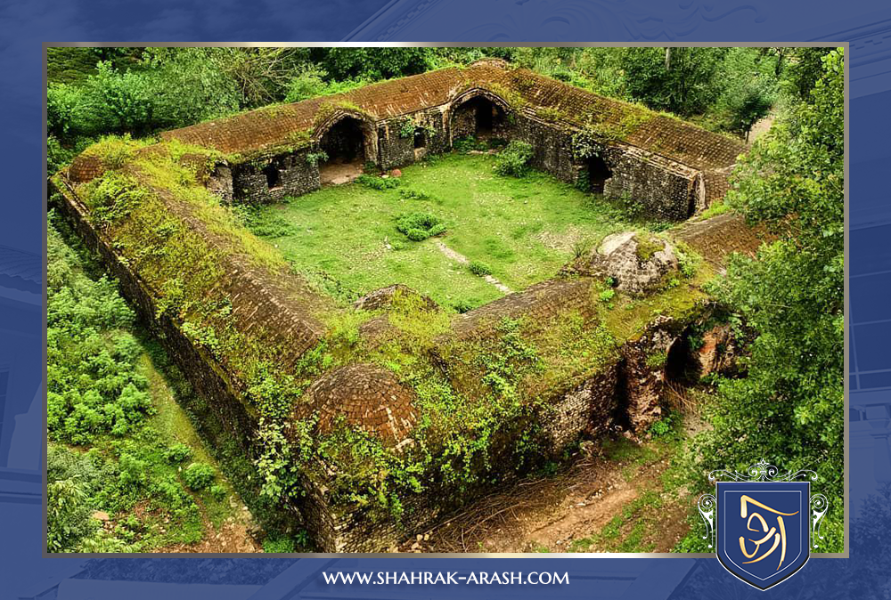 karvansaratiti - آشنایی با کاروانسرای تی تی یکی از جاذبه های تاریخی گیلان