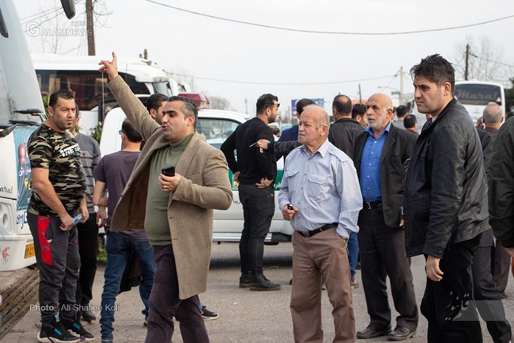 b0a963f6 32fa 4b60 a4c8 968c87182126 - اعزام 15 اتوبوس شامل 660 نفر در قالب کاروان زیارتی شرکت انبوه سازان آرش به مشهد مقدس دی ماه 98