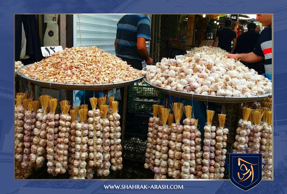 بازار سنتی رشت