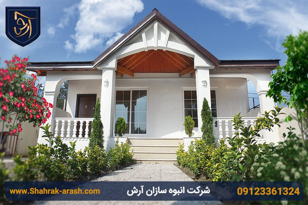 shahrak negin 1024x683 - مجتمع ویلایی 10 واحدی آرش زیباکنار