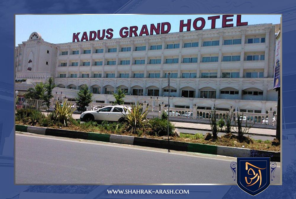 هتل ها و مجموعه های اقامتی گیلان