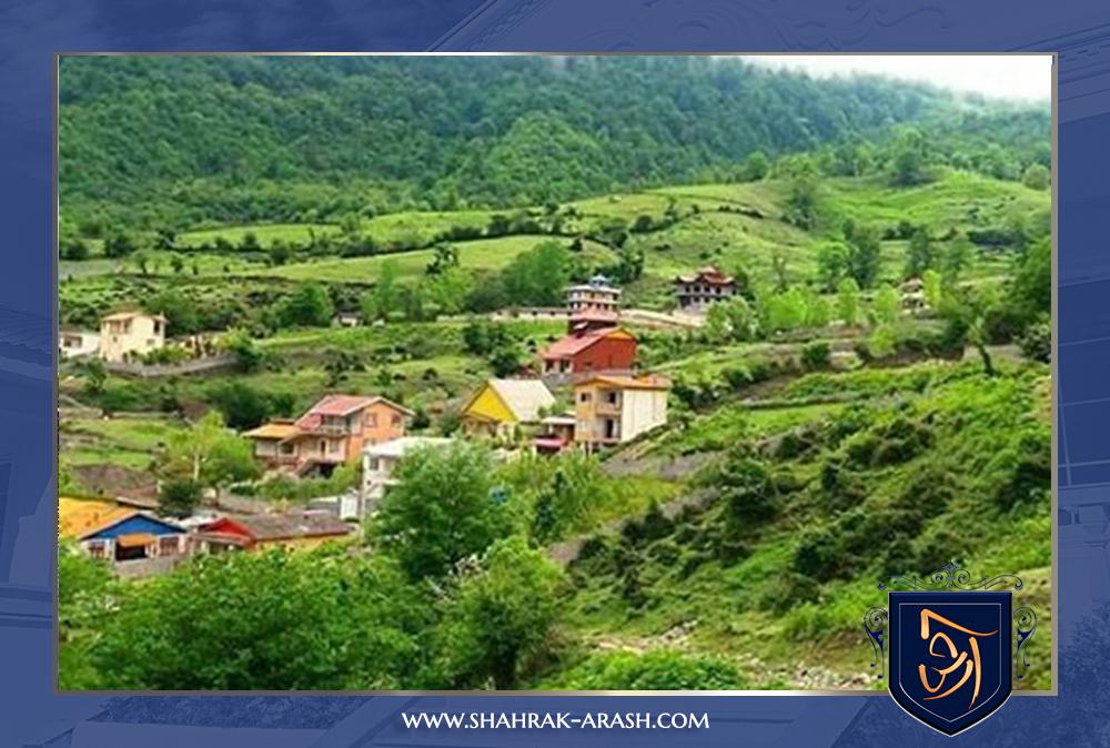 جاذبه های گردشگری دهستان لاویج