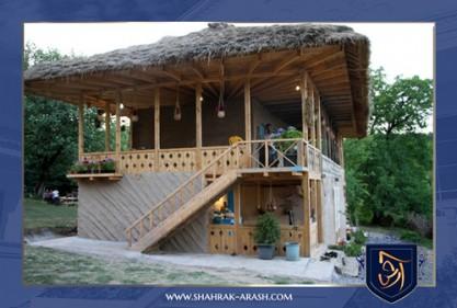 اقامتگاه های بوم گردی استان گیلان 10