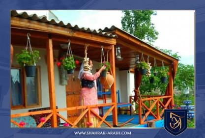 اقامتگاه های بومگردی و جنگلی در استان گیلان قسمت 9