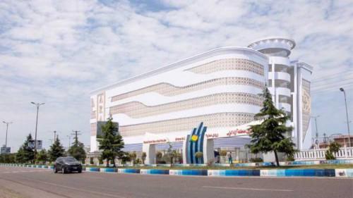 6 - مرکز تجاری آرش مال