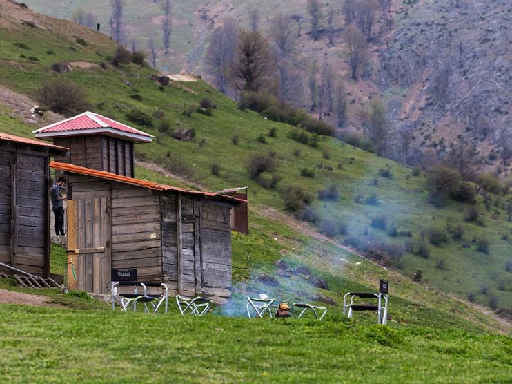 ساخت ویلا در مناطق شرجی گیلان