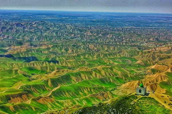 سفر به ترکمن صحرا