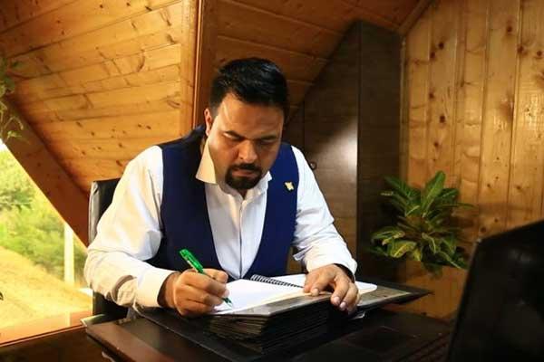 محمدشجاعی، معاونت اداری و مالی شرکت انبوه سازان آرش