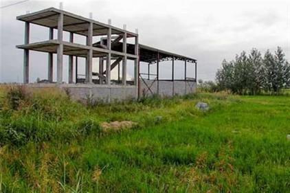 تغییر کاربری زمین از زراعی به مسکونی