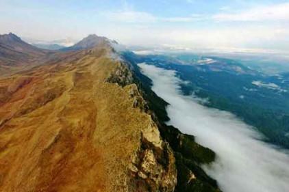 سرزمین کوهستانی مازندران