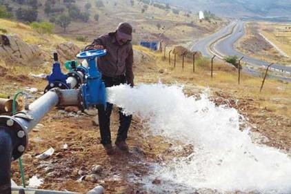 وضعیت آب آشامیدنی در مازندران