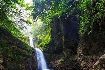 آبشار دارنو مازندران