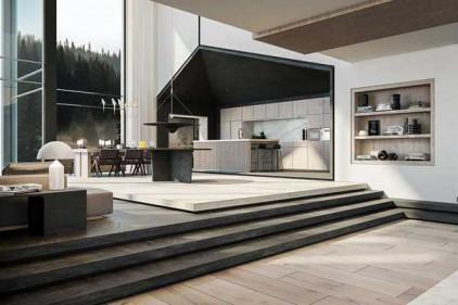 بهترین سبک برای معماری خانههای مدرن