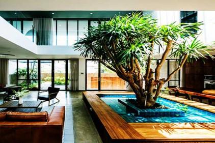 ترندهای زیباسازی معماری داخلی ویلا