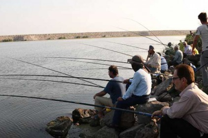 بهترین مکان ها برای تفریح و ماهیگیری در گیلان