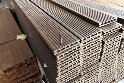 کاربرد چوب پلاست در یاخت ویلا