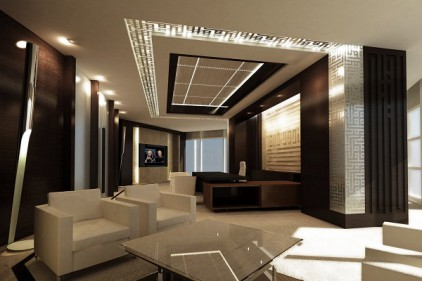 طراحی داخلی مینیمال ویلاها